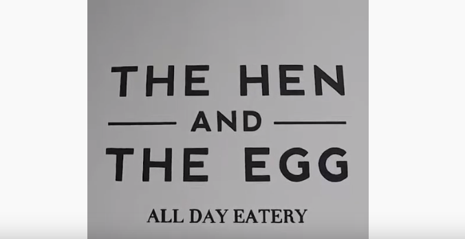 THE HED AND THE EGG